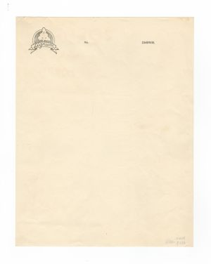 MUO-008307/44: Lignum Zagreb: listovni papir