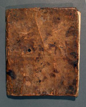 MUO-016947: Regestrum Saponisticum...1792.: knjiga