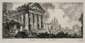 MUO-048467/21: Tempio di Pola in Istria: grafika