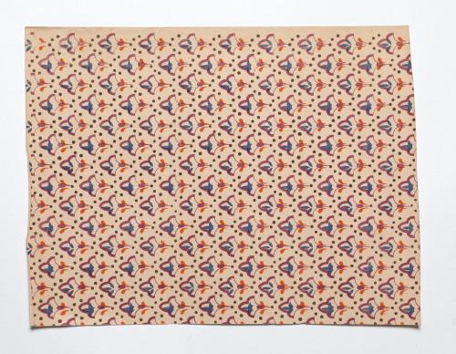MUO-059587/18: Knjigoveški papir: uzorak papira