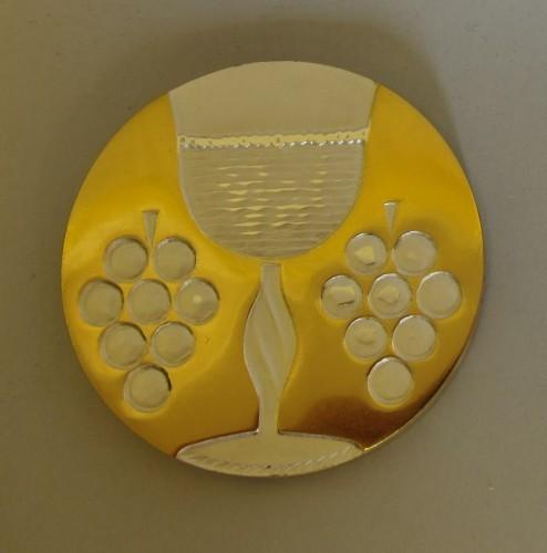 MUO-025233: Vino u Hrvata (velika zlatna medalja): medalja