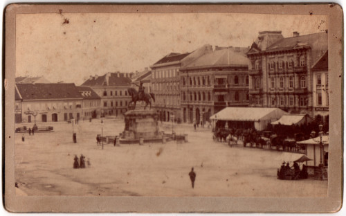 MUO-007311: Jelačićev trg: fotografija