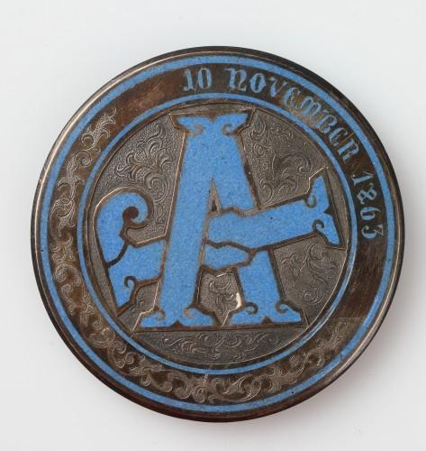 MUO-010315/08: medalja