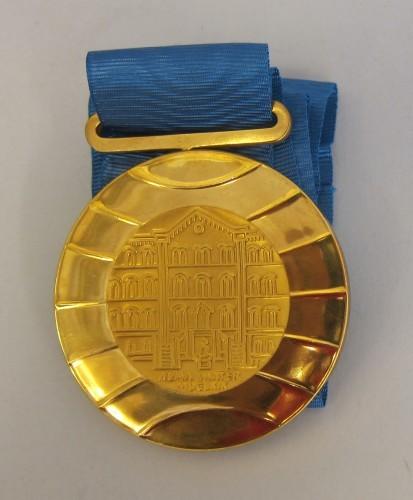MUO-018210/01: Zlatna medalja Univerzijada 87: medalja