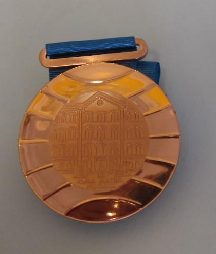 MUO-018212/03: Brončana medalja Univerzijada 87, Zagreb: medalja