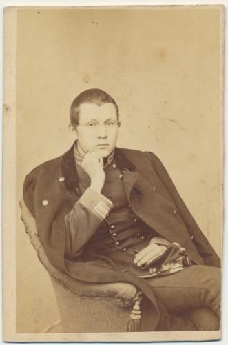 MUO-007461/35: Baron von Riling: fotografija