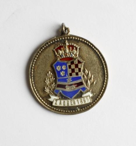 MUO-058081: medaljica