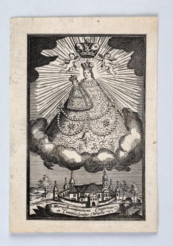 MUO-007337: Majka Božja Jeruzalemska: grafika