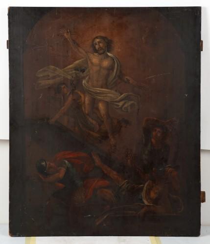 MUO-000052: Uskrsnuće Kristovo: slika