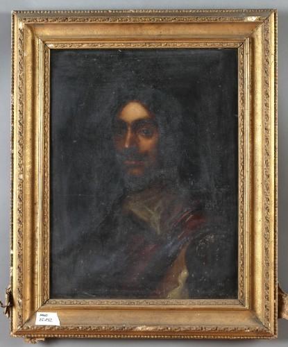 MUO-025832: Portret plemića u oklopu: kopija