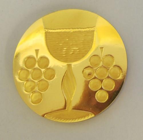 MUO-025231: Vino u Hrvata (zlatna medalja): medalja