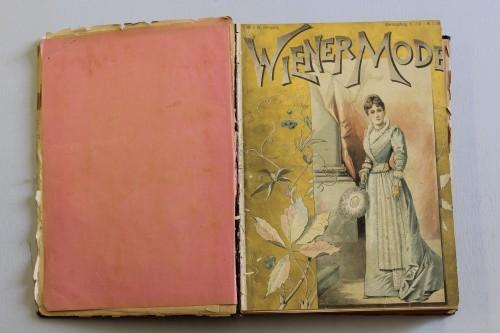 MUO-015695/02: Wiener Mode: časopis