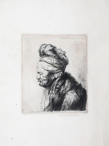 MUO-058449: Rembrandt penetur: grafika