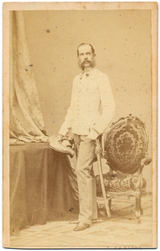 MUO-005609/15: Car Franjo Josip: fotografija