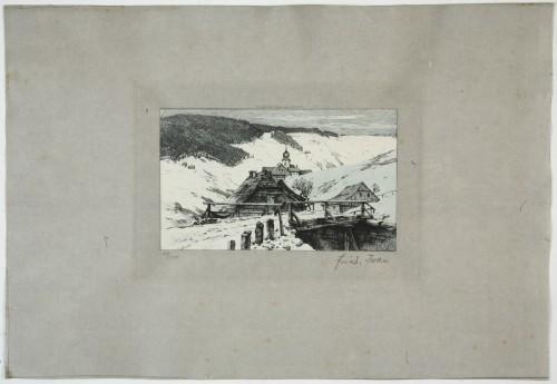 MUO-057667: Selo zimi: grafika