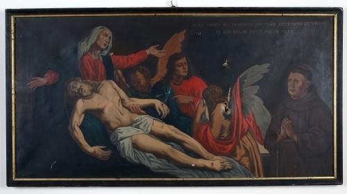 MUO-004658: Oplakivanje Krista: grafika