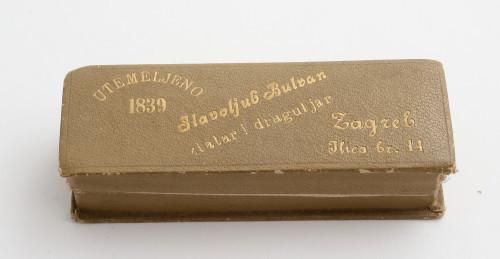 MUO-012126/02: kutijica