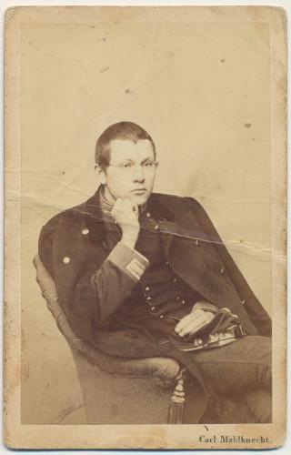 MUO-007461/31: Baron von Riling: fotografija